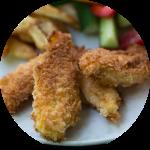 Chicken nuggets opskrift