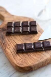 Temperer chokolade i microovn