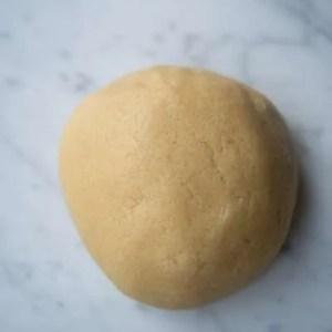 Færdig småkagedej