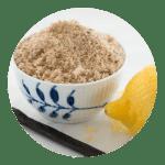 Opskrift på citron vanilje sukker