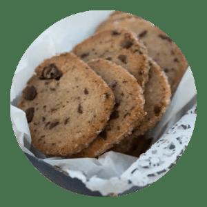 Opskrift på nemme chokoladesmåkager