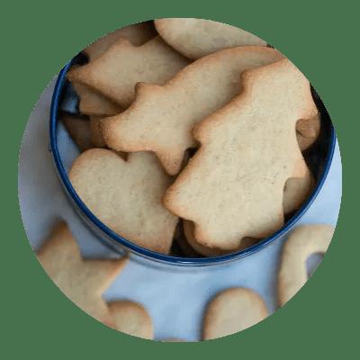 kan småkager fryses