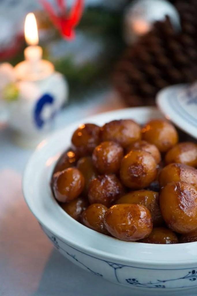 Opskrift på perfekt brunede kartofler