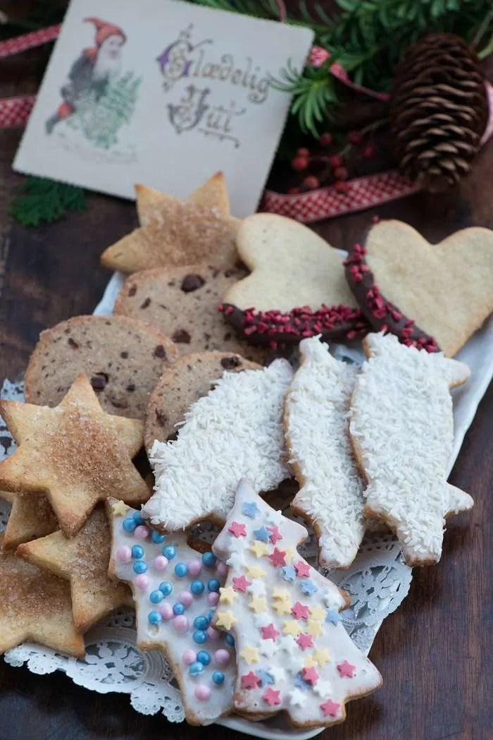 Opskrift på nemme småkager