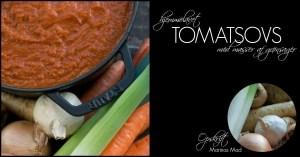 Tomatsovs opskrift
