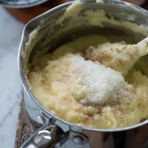 Smag kartoffelmosen til