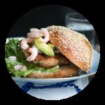 Fiskeburger opskrift