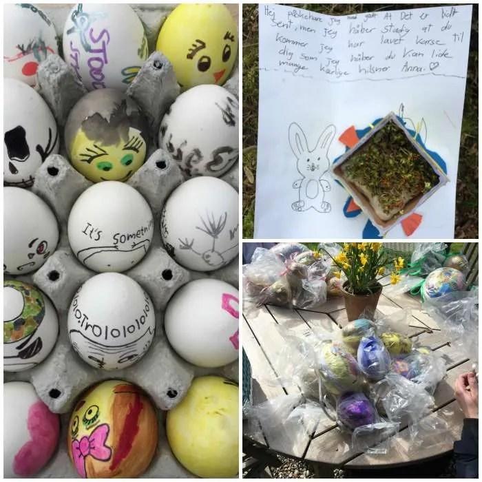 Hverdagsglimt påske