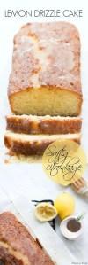 Opskrift på Lemon drizzle cake