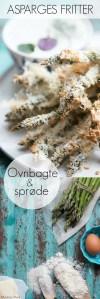 Asparges fritter ovn opskrift