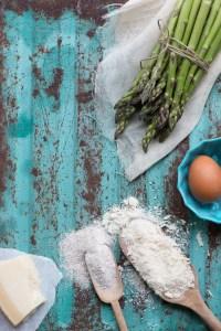 Sådan laver du asparges fritter