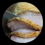 Opskrift på glaseret hamburgerryg
