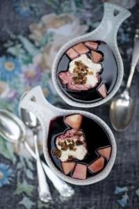 Opskrift på hyldebærsuppe