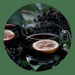 Opskrift på hyldebærsaft