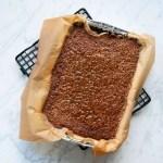 DIY drømmekage lige ud af ovnen