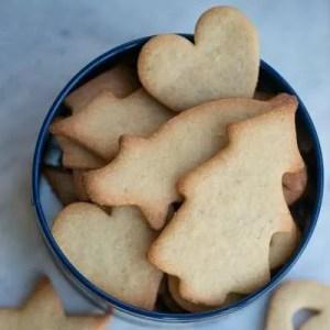Opskrift på børnevenlig småkagerdej
