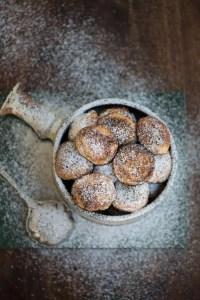 Opskrift på gammeldags æbleskiver