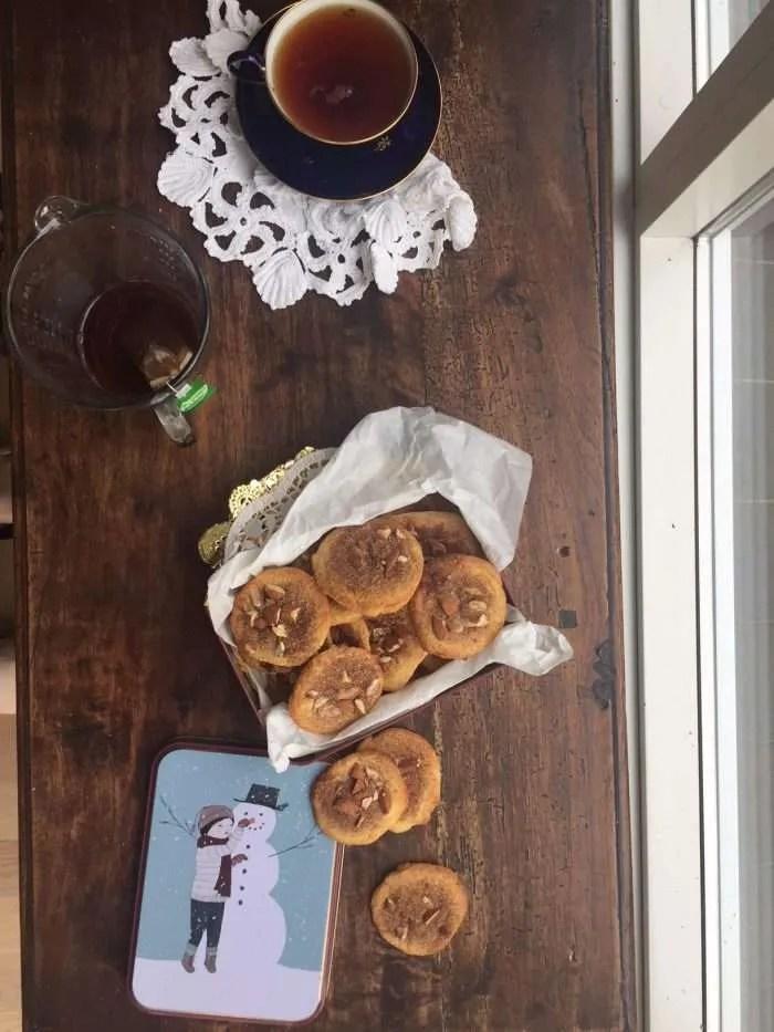 Madfotografering småkager