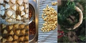 Hverdagsglimt med juleforberedelser
