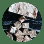 Opskrift på fransk nougat med chokolade