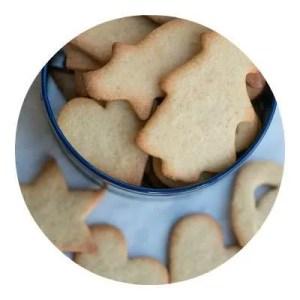 Børnevenlig småkagedej