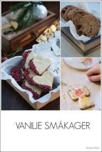 Opskrift nemme vanilje småkager