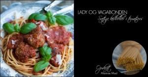 Lady og Vagabonden mad