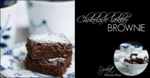 Opskrift på verdens bedste brownie fra Marinas Mad