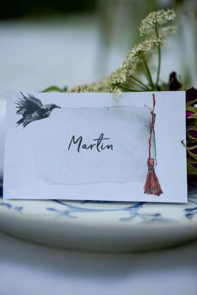 Gratis bordkort lige til at printe til Sankt Hans festen