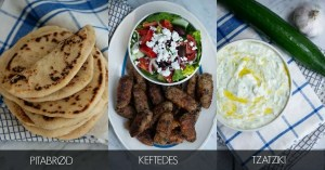 Græske opskrifter fra Marinas Mad