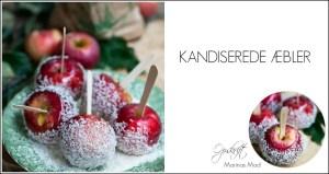 Opskrift på kandiserede æbler på pind