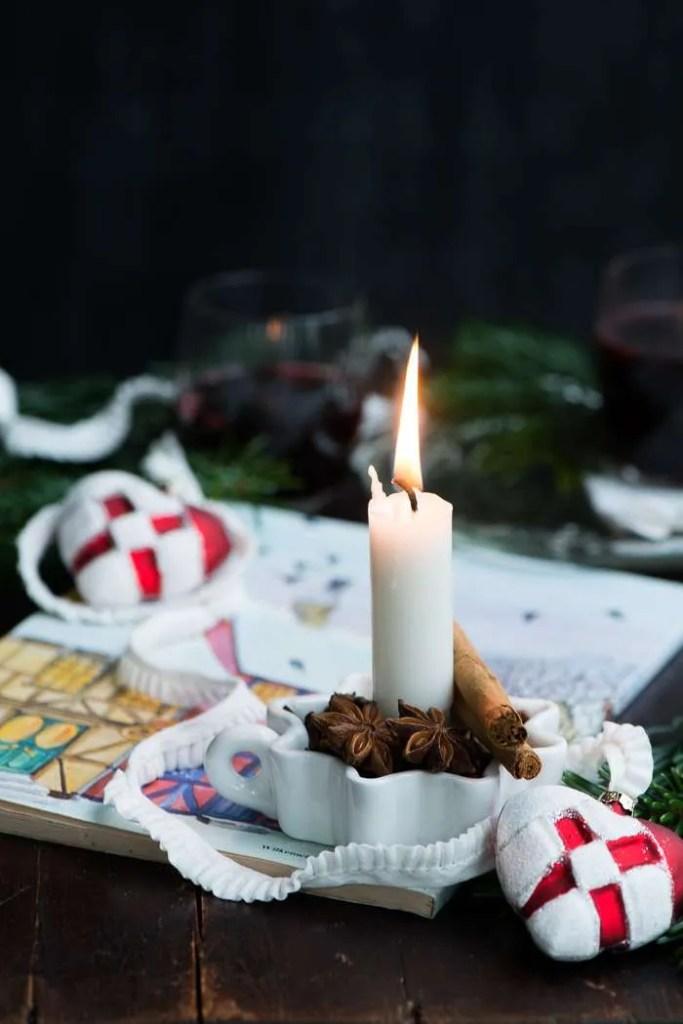 Mad til lille juleaften