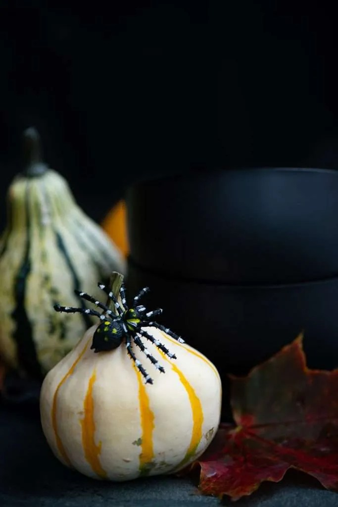 Halloween madplan