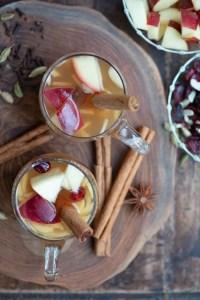 Hjemmelavet æblegløgg opskrift
