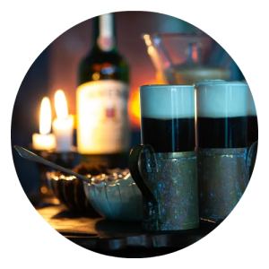 Irish Coffee klassisk opskrift