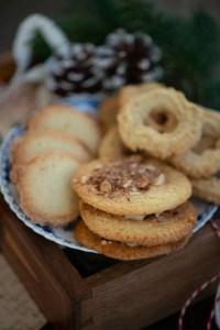 Danske julesmåkager jødekager