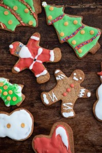 Opskrift på børnenes julesmåkager