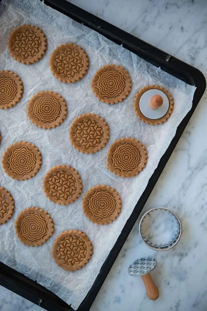 Småkagedej til småkagestemper