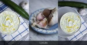 Græsk opskrift på tzatziki