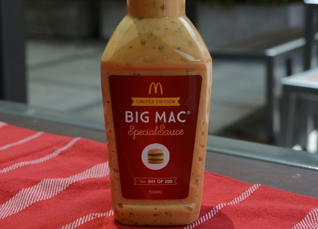 McDonald's Special Sauce | Big Mac Sauce Recipe - Marinate ...