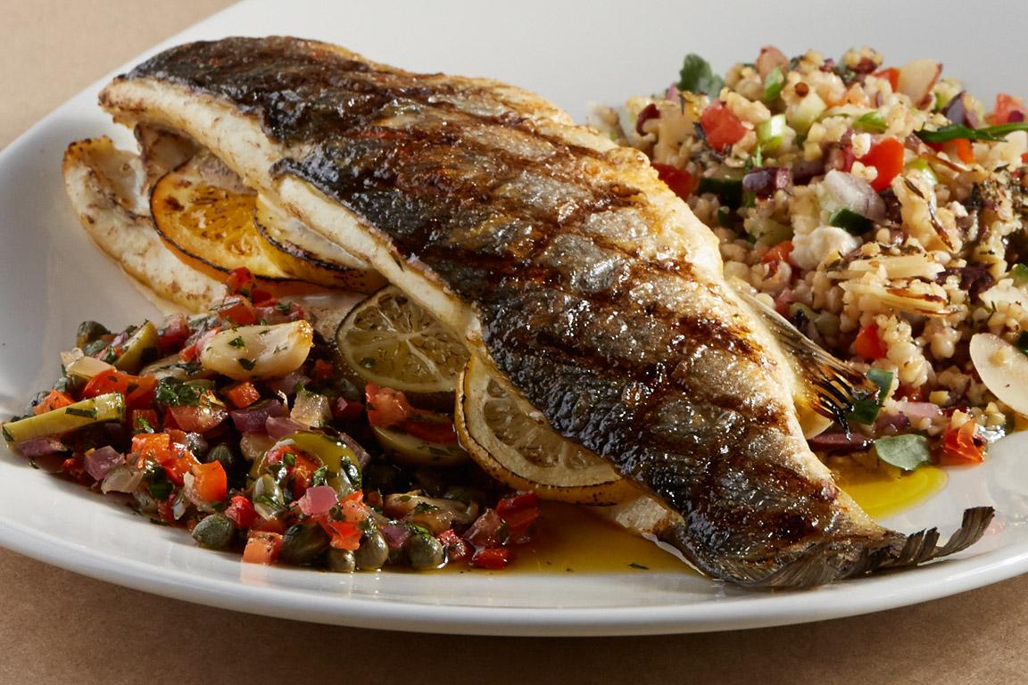 Branzino mediterranean for Branzino fish mercury level