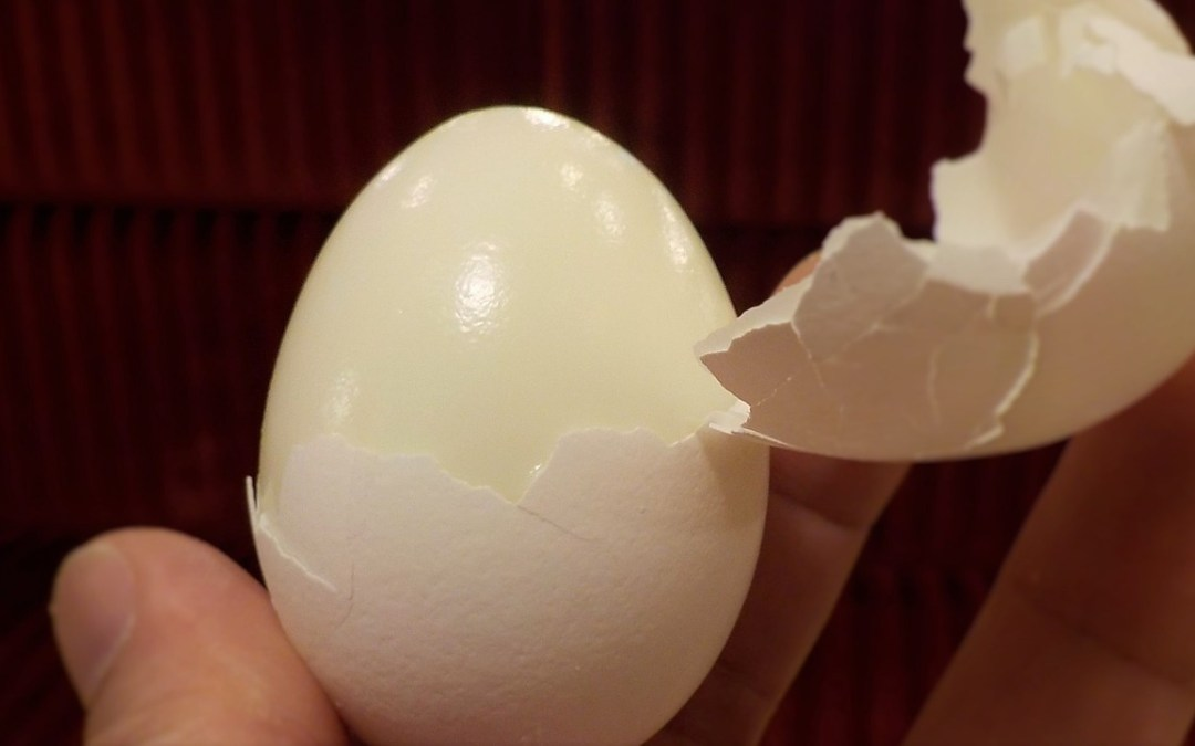 Pressure Cooker Hard-Boiled Eggs
