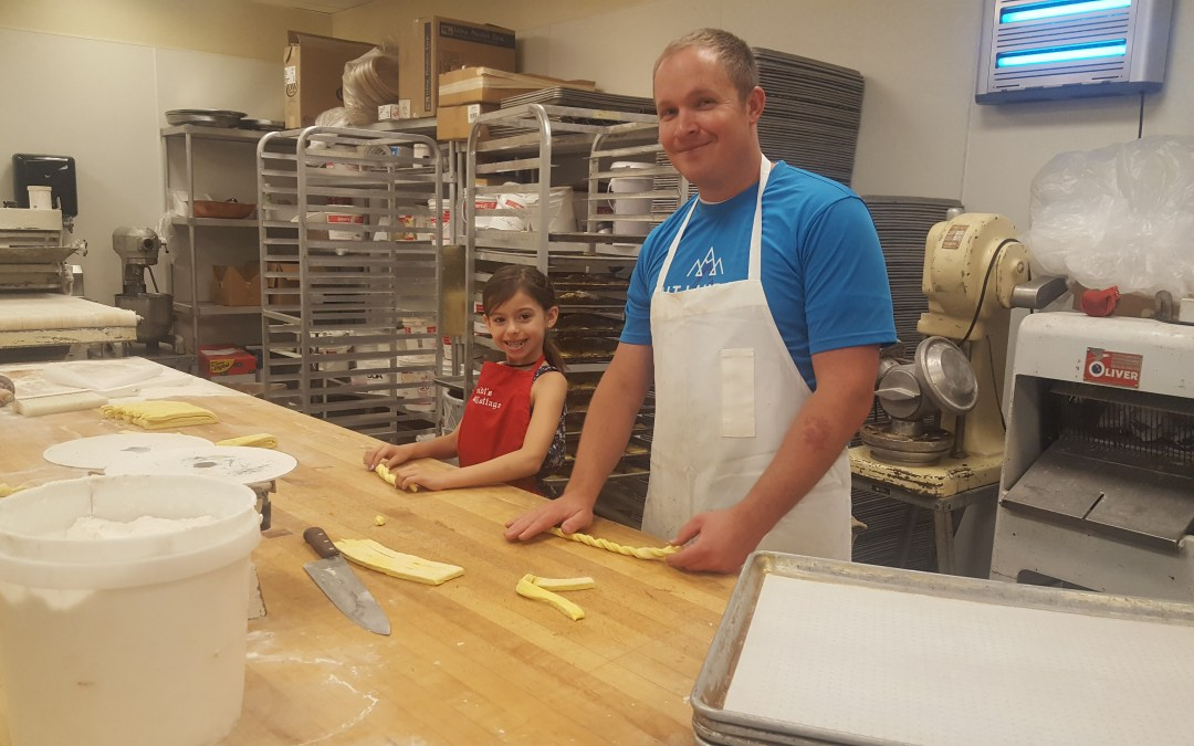 146: The Joy of A Family Baking Business