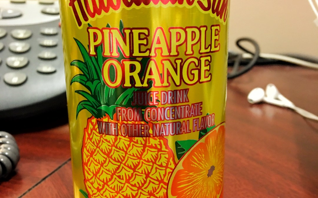 Hawaiian Sun's Pineapple Orange