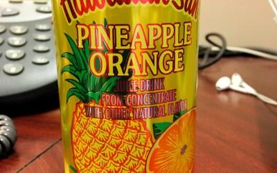 Hawaiian Sun's Pineapple Orange