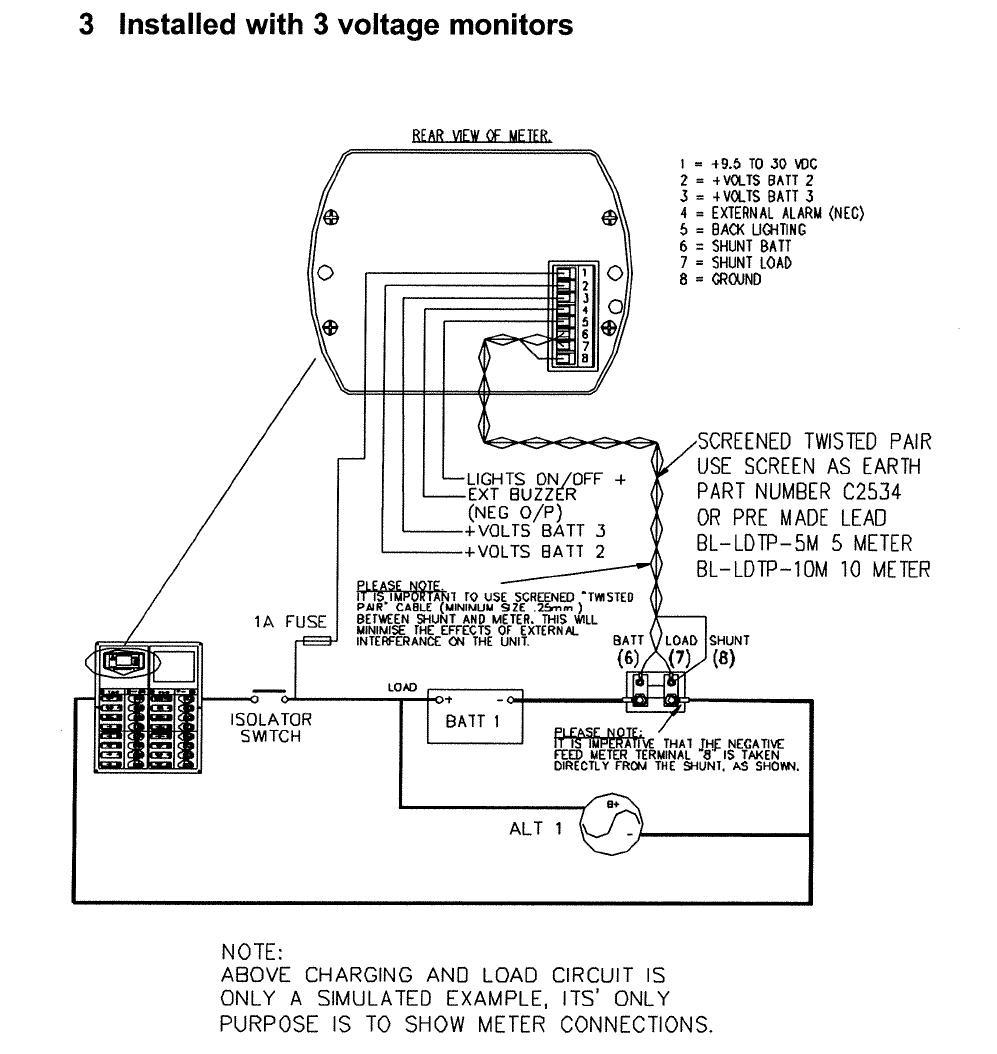 can i mount the shunt in the positive line marinco frequently asked questions [ 997 x 1054 Pixel ]