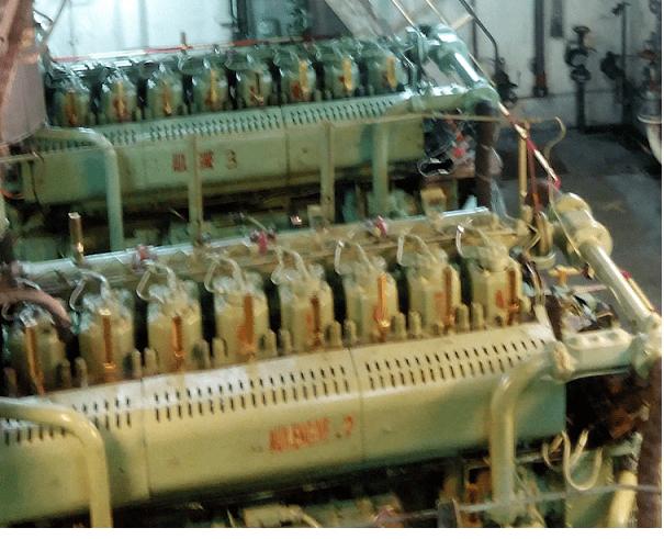 why marine engine not starting or turn