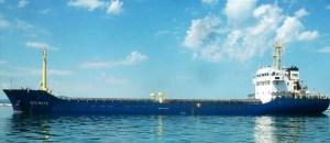 Cargo Ships Marmara Sea