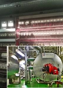 ship boiler