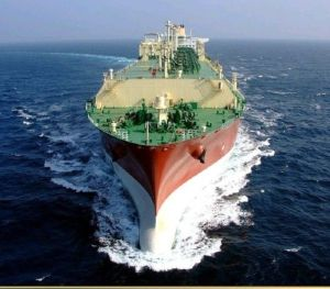 marine career on Lng vessel